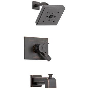 Delta Faucet Vero™ 2-Hole Tub and Shower Faucet Trim DT17453H2O
