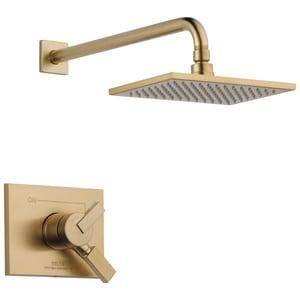 Delta Faucet Vero® 2.5 gpm Single Lever Handle Shower Trim Only (Trim Only) DT17253