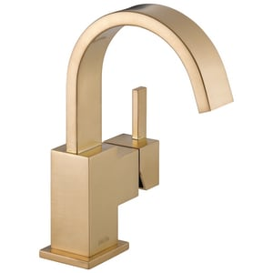 Delta Faucet Vero™ Lavatory Faucet with Single Lever Handle D553LF