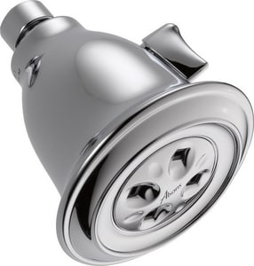Delta Faucet Traditional® 4-1/2 x 3-29/32 in. 2 gpm 1-Function Wall Mount Plastic Showerhead D52660PK