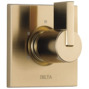 Delta Faucet Vero® 3-Function 2-Port Diverter Trim DT11853