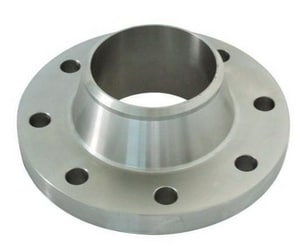 Weldneck 150# Schedule 10 304L Stainless Steel Global Raised Face Flange IS4LRFWNF10B