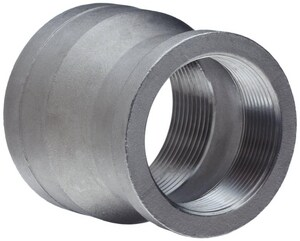 Threaded 3000# 316L Stainless Steel Coupling IS6L3TRC