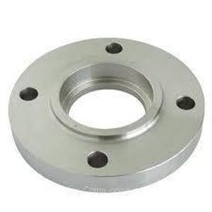 300# Schedule 10 Raised Face Weldneck 316L Stainless Steel Flange IS3006LRFWNF10BO