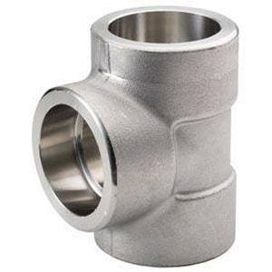 Standard Carbon Steel Weld Tee IWTE