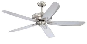 Craftmade International 5-Blade Rough-In Ceiling Fan CZE56SS5