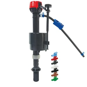 Fluidmaster Pro Series® Universal 9 in. to 14 in. Anti-Siphon Fill Valve Kit FPRO45U