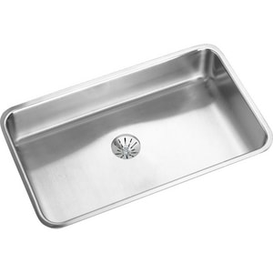 Elkay Gourmet 1-Bowl Stainless Steel Undercounter Kitchen Sink in ...