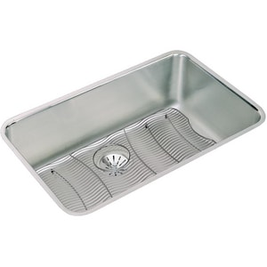 Elkay Harmony™ 30-1/2 x 18-1/2 x 10 in. Single Bowl Under-Mount Sink EELUH281610PDBG