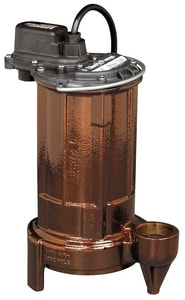 Liberty Pumps 290 Series 3/4 hp Submersible Pump LIB290