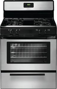 Frigidaire 30 in. Manual Clean Free Standing Gas Range FFFGF3017LS