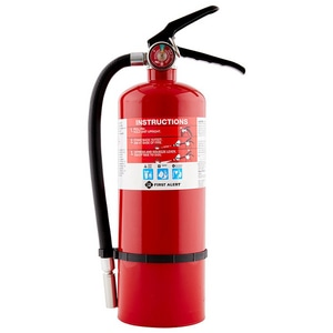 BRK Electronics PRO5 Multipurpose Rechargeable Fire Extinguisher BPRO5