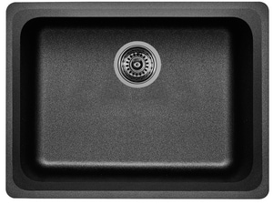 Blanco America Vision™ Single Bowl Silgranit II Under-Mount Sink B44136