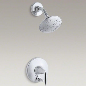Kohler Alteo™ Shower Trim with Single Lever Handle and Push-Button Diverter KT45108-4E