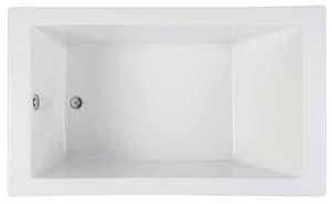 Mirabelle® Edenton® 59-3/4 x 36 in. Drop-In Whirlpools with Reversible Drain MIREDA6036
