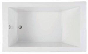 Mirabelle® Edenton 60 x 32 in. Acrylic Bath Tub MIREDS6032