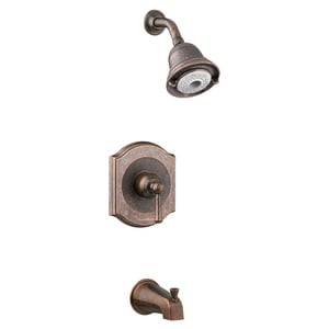 American Standard Portsmouth® Pressure Balance Shower Valve Trim Kit with Single Lever Handle AT415502