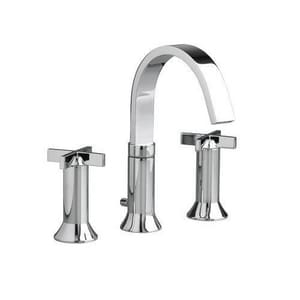American Standard Berwick® 1.5 gpm 3-Hole Widespread Lavatory Faucet with Double Cross Handle A7430821