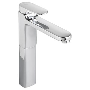 American Standard Moments™ 2.2 gpm 1-Hole Monoblock Vessel Bathroom Faucet with Single Lever Handle (Less Drain) A2506151