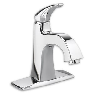 American Standard Copeland™ 2.2 gpm 3-Hole Centerset Lavatory Faucet with Double Lever Handle A7005201