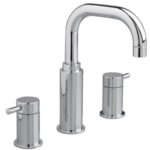 American Standard Serin® 2.2 gpm 3-Hole High Arc Widespread Lavatory Faucet with Double Lever Handle A2064801