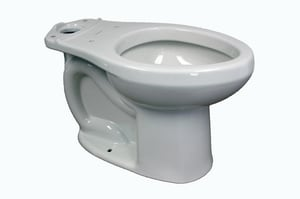 American Standard H2Option® Dual Flush Elongated Toilet Bowl A3706216