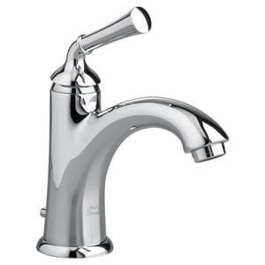 American Standard Portsmouth® Single-Handle Lavatory Faucet with Drain 1.5 gpm A7415101