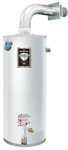 Bradford White Defender Safety System® 40 gal. 42,000 BTU 20 in. LP Gas Water Heater BDS140S6FSXONLY