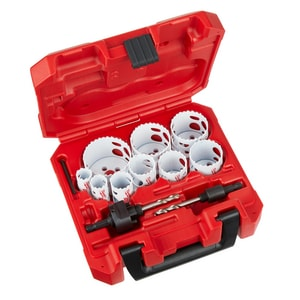 Milwaukee Hole Dozer™ 13-Piece Hole Saw Kit M49224025