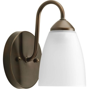 Progress Lighting Gather 1 Light 100W Sconce PP2706