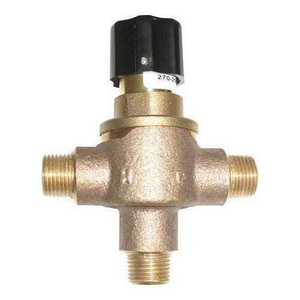Leonard Valve Thermostat Mix Valve in Bronze L270LF