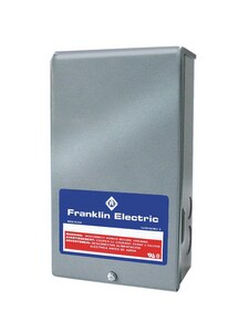 Flint & Walling 1 hp  230V Franklin Control Box F126319