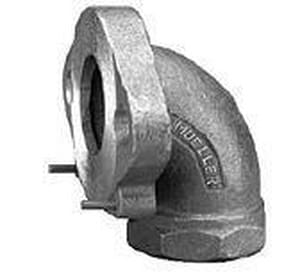 Mueller Industries Meter Brass Coupling MH14204N
