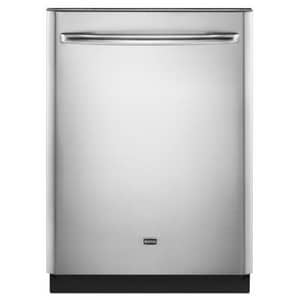Maytag Jetclean® Plus 6-Cycle 6-Option Tall Tube Dishwasher MMDB7759SAS