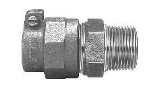 Mueller Company Pack Joint x MIPT Brass Coupling MV15440N