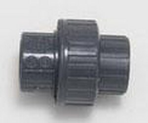 PROFLO PVC Slip x Slip EPDM Union PFP80SU