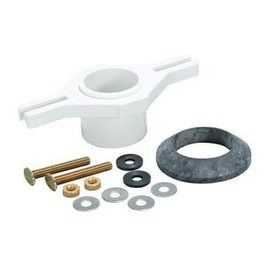 IPS Corporation PVC Adjustable Urinal Flange I68005