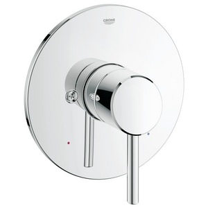 Grohe Concetto® Tub and Shower Pressure Balancing Valve with Single Handle G19457