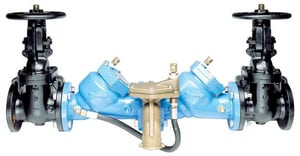 Watts Non-Rising Stem Backflow Preventer WLF909NRS