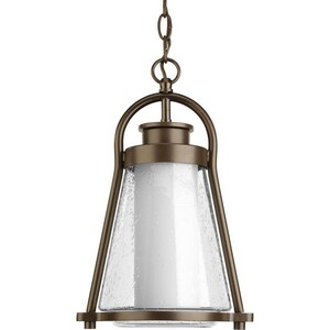 Progress Lighting Regatta 100W 1-Light Hanging Lantern PP6505