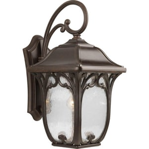 Progress Lighting Enchant 21-1/2 x 11 in. 100W 1-Light Outdoor Wall Lantern PP5996