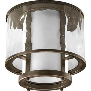 Progress Lighting 100W 1-Light 120V Medium Flushmount Ceiling Fixture PP3941