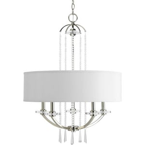 Progress Lighting Nisse 5-Light Chandelier PP4629104