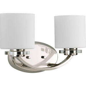 Progress Lighting Nisse 100W 2-Light Medium Base Bracket PP2013104