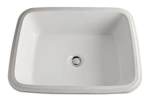 Rohl Allia Rectangle Undermount Lavatory Sink R153200