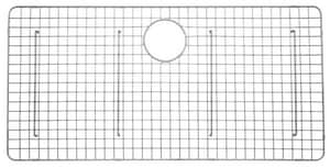 Rohl 35-1/8 in. Wire Sink Grid RWSGRSS3618