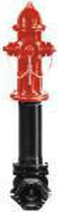 Mueller 5-1/4 in. Open Hydrant Less Accessories Storz MA423LAOLSTZ