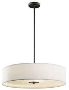 Kichler Lighting 150W 3-Light Medium Base Pendant KK42122