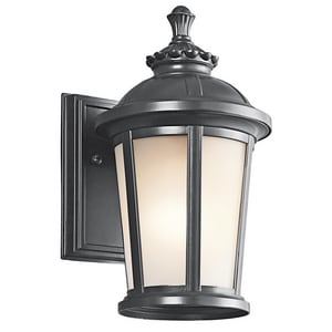 Kichler Lighting Ralston 75W 1-Light Outdoor Wall Lantern KK49409