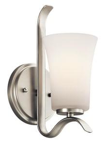 Kichler Lighting Armida 5 in. 1-Light Wall Sconce KK45374